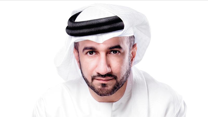 عبدالباسط الجناحي:  «دبي لديها  منظومة اقتصادية قوية، ليس لها مثيل  في المنطقة».