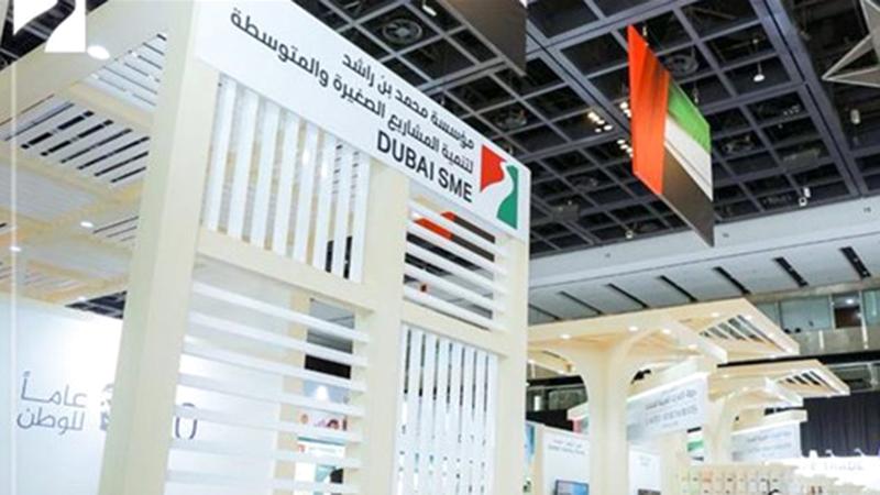 «مؤسسة محمد بن راشد لتنمية المشروعات الصغيرة» أكدت أن القطاع مرن وقادر على تجاوز تأثيرات «الجائحة».   أرشيفية