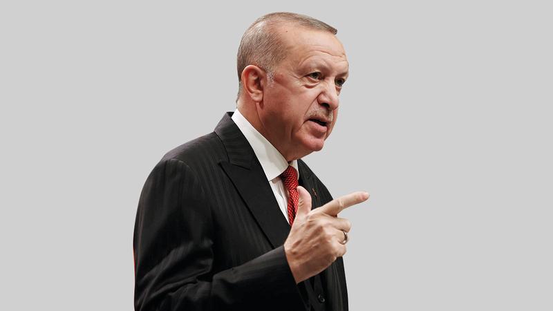 أردوغان خسر الجولة مع وصول بايدن.  رويترز