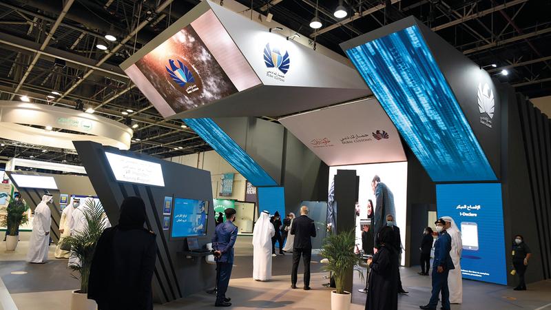مشروعات «جمارك دبي» تنطلق تحت شعار «نبتكر لاقتصاد مستدام».  من المصدر