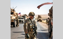 الصورة: خبراء عسكريون: انسحاب القوات الأميركية يُعقّد الوضع الميداني