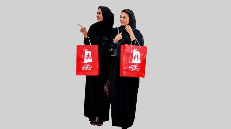 حرصت مؤسسة دبي للمهرجانات والتجزئة، الجهة المنظمة لمهرجان دبي للتسوق على تجديد الحدث السنوي بعروض ترويجية وأنشطة تنعش قطاعي التجزئة والسياحة. أرشيفية