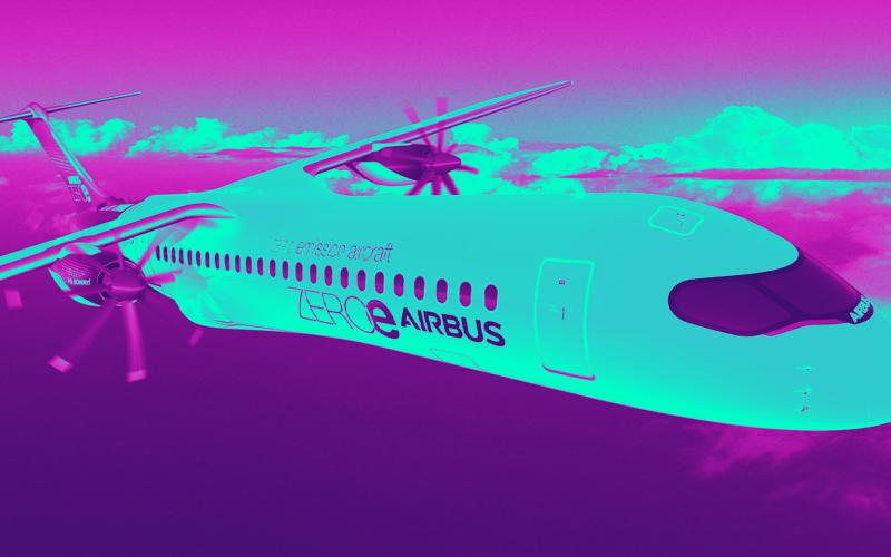 الصورة: بالفيديو: هل تستبدل الطائرات التقليدية بالهيدروجينية؟
