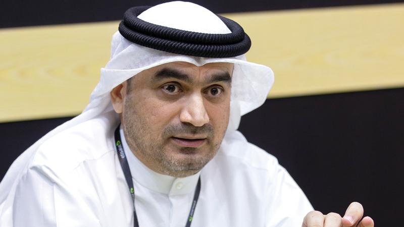 عبدالله الأحمد:«التوسع في تغطية شبكات الجيل الخامس سيكون داعماً لسرعة إنجاز التحوّل الرقمي».