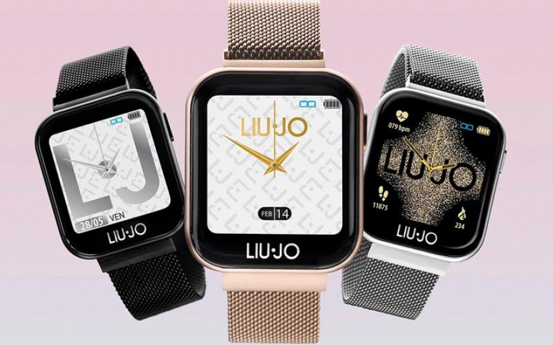 الصورة: «ليو جو» الإيطالية للأزياء تطرح ساعة ذكية للنساء