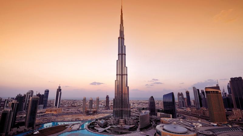 فنادق «وسط مدينة دبي » سجلت معدلات إشغال عالية إلى جانب «نخلة جميرا » و «جميرا بيتش ريزيدنس». أرشيفية
