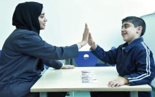 تسجيل 686 طالباً من أصحاب الهمم في «منصة خطة» thumbnail