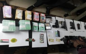 الصورة: القبض على متهمين بالسطو على سفارة أوكرانيا في السودان