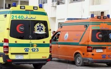 الصورة: حادث مأساوي يقتل فرحة أسرة عروسين في مصر
