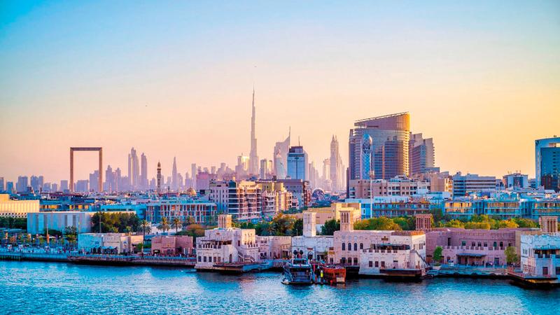 «موديز»: الإمارات تتمتع باستقرار داخلي وعلاقات دولية قوية وواسعة.   أرشيفية