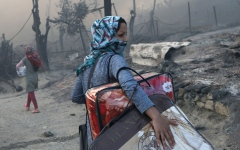 الصورة: بالصور.. ازدياد عدد اللاجئين والنازحين في العالم خلال «كورونا»