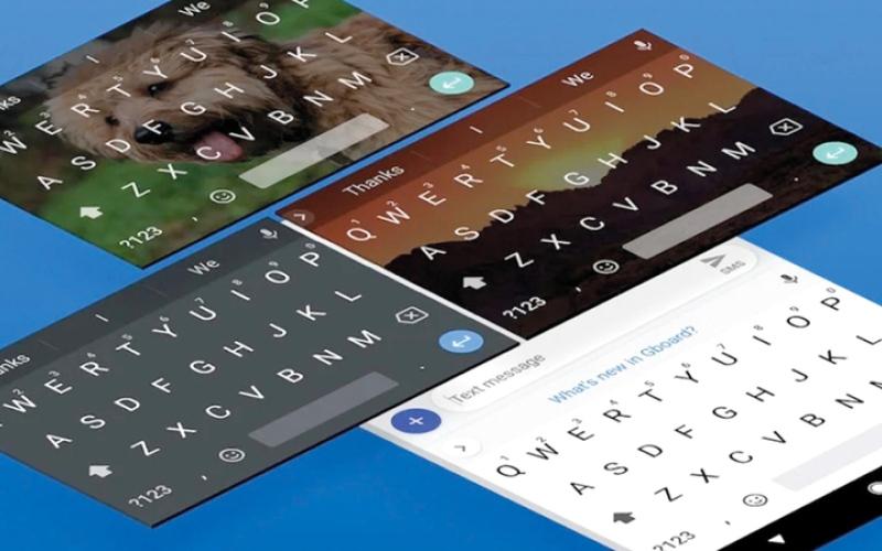 الصورة: تغيير لوحة المفاتيح الافتراضية في «غالاكسي»»
