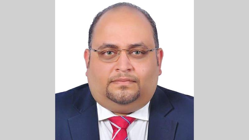محمد حلمي:  «دور الوكيل الضريبي سد الفجوة بين قطاعات الأعمال وضريبة القيمة المضافة».