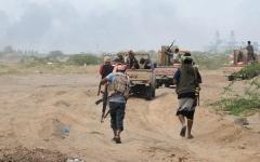 الصورة: بمساندة التحالف.. الجيش اليمني يبدأ عملية عسكرية في كتاف البقع بصعدة