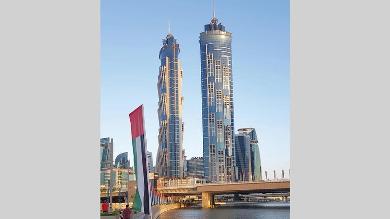 الغرف من فئة 5 نجوم استحوذت على 35% من إجمالي السوق الفندقية في دبي.  الإمارات اليوم