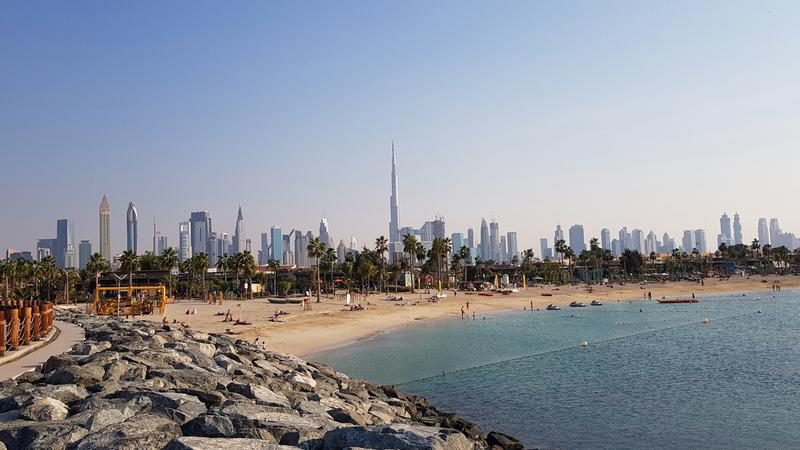 دبي استقبلت 757 ألف زائر دولي خلال الفترة بين يوليو وأكتوبر 2020.  الإمارات اليوم