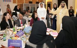 محمد بن راشد: نثمّن جهود مجلس الإمارات للتوازن بين الجنسين ونشكر كل جهة تثق في قدرة المرأة على العطاء thumbnail