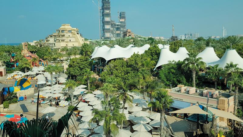 حجوزات الفنادق في الدولة تشهد ارتفاعاً ملحوظاً خلال الفترة الراهنة.   الإمارات اليوم