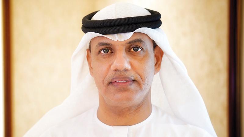 أحمد محبوب مصبح: «(جمارك دبي) تحرص على تحفيز العمليات التجارية، ودعم تسهيل إجراءات المسافرين».