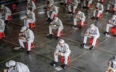 الصورة: الصين تتبنى دبلوماسية جديدة للتصدي لـ «أعدائها» في الخارج