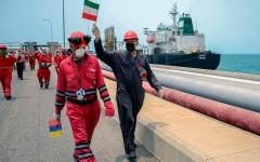 الصورة: العقوبات الأميركية تدفع إيران وفنزويلا وكوريا الشمالية إلى التقارب