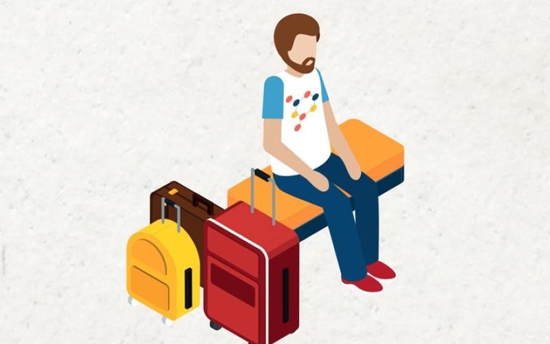 الصورة: (بالغرافيك).. شركات: مطارات الإمارات ترسم مســتقبل قطاع السفر الجوي عالمياً