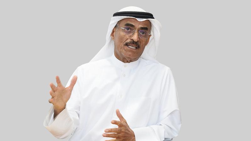 عبدالله بلحيف النعيمي: «العمل من أجل البيئة يشكل أولوية استراتيجية للدولة، منذ تأسيسها».