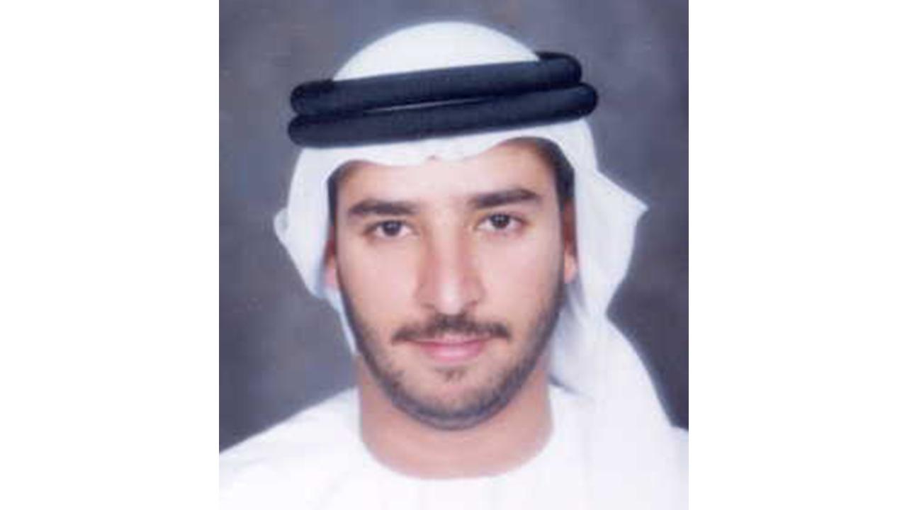 المستشار سالم أحمد بن خادم رئيس نيابة أول بنيابة الاموال العامة في دبي