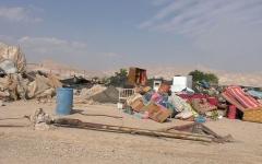 الصورة: الاحتلال يهدم 892 منشأة   منذ مطلع 2020