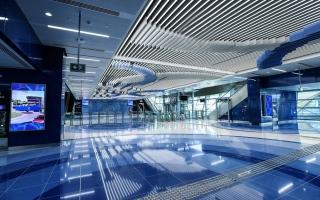 الطاير: تشغيل مسار 2020 لمترو دبي في 1/1/2021 بأربع محطات thumbnail