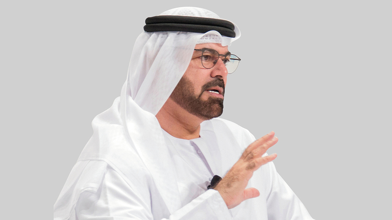 محمد القرقاوي: «بناء الجيل القادم من حكومات المستقبل، يتطلب تعزيز الشراكات الدولية، والتعاون بين الحكومات».