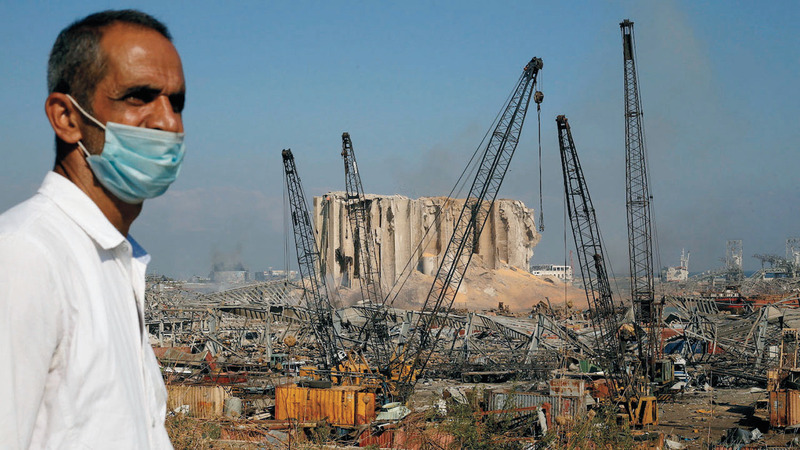 الفساد والمحسوبية يعطّلان دولاب الاقتصاد في لبنان  أرشيفية