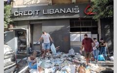 الصورة: الفساد والمصالح يحولان دون إعادة بناء لبنان