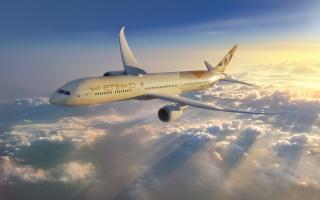 الصورة: الاتحاد للطيران تستأنف الرحلات إلى الدوحة 15 فبراير