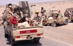 الصورة: جبهات البيضاء تستعد لمعركة الحسم بـ 3 ألوية عسكرية