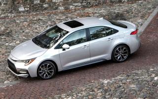 الصورة: 10 سيارات تصدرت قائمة الأكثر مبيعاً في 2020