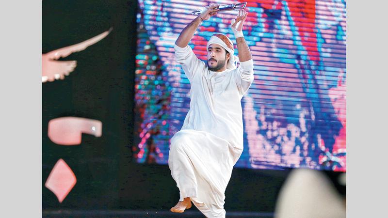 اليويل أحمد الحرسوسي نال 47 درجة من المصدر