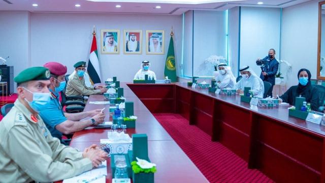 اعتماد إجراءات الاحتفال برأس السنة في دبي