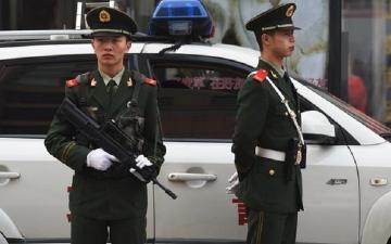 الصورة: الصين: 7 قتلى في هجوم بسكين