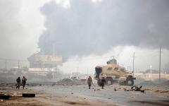 الصورة: إسقاط طائرة حوثية مسيرة وتدمير 6 ألغام بحرية في الساحل الغربي