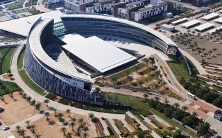 الصورة: جامعة الإمارات الثالثة عربياً بتصنيف «تايمز»