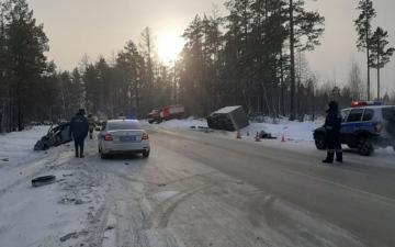 الصورة: فيديو يوثق حادثاً مميتاً لامرأة ومراهق في إيركوتسك