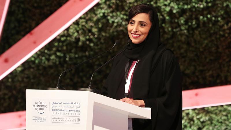 بدور القاسمي أول عربية وإماراتية تتولى رئاسة الاتحاد الدولي للناشرين.    أرشيفية