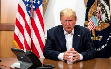 الصورة: استطلاع: ترامب أكثر رجل مثير للإعجاب في الولايات المتحدة