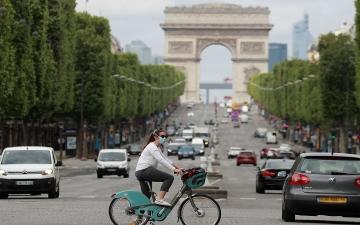 الصورة: 2020 العام الأكثر سخونة في فرنسا منذ 120 سنة