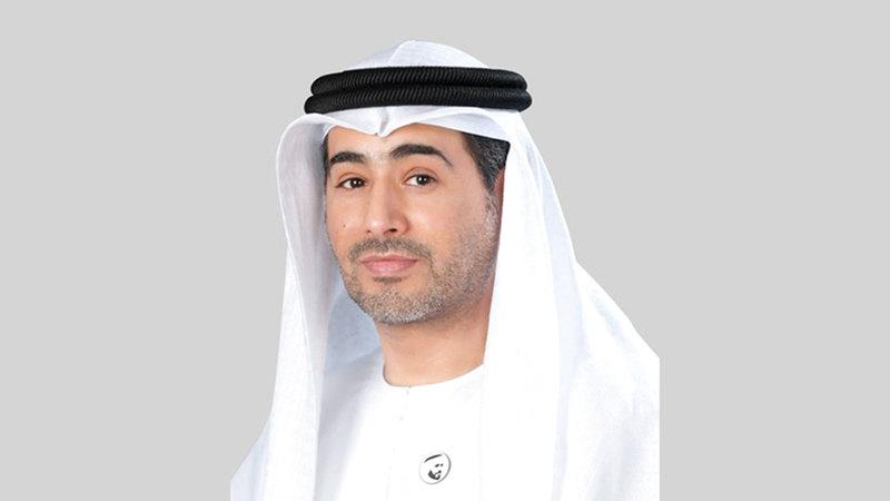 علي سعيد النيادي: «الإمارات تتبوأ مكانة بارزة في خريطة التجارة العالمية، وبوابة تجارية لمنطقة الشرق الأوسط والأدنى».