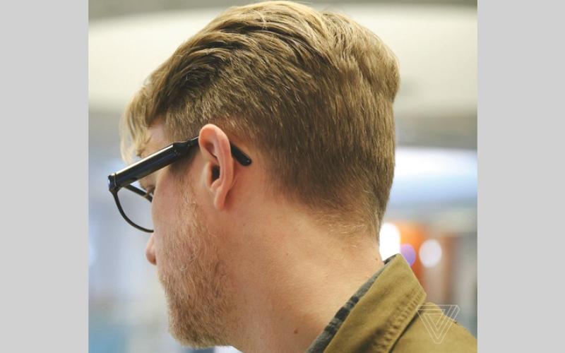 الصورة: «إيكو فريم».. بوابة نجاح جديدة لنظارات ذكية دون كاميرات