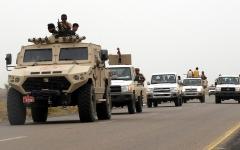 الصورة: قوات الجيش اليمني تحرز تقدماً جديداً في الجوف