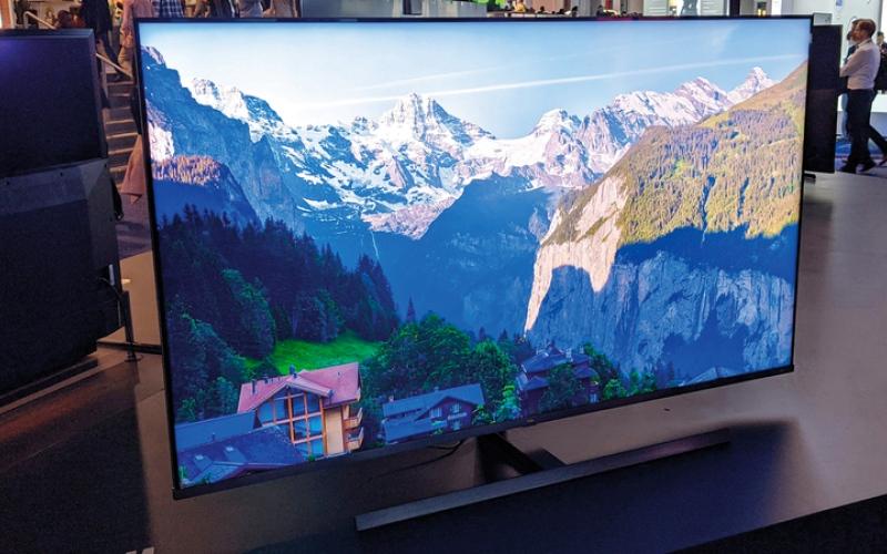 الصورة: «ميني ليد».. فئة شاشات تلفاز جديدة تعمل بـ 30 ألف مصباح