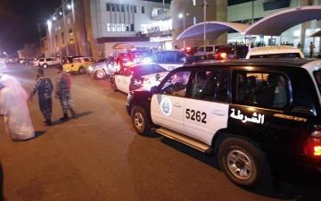 الصورة: الشرطة الكويتية تكشف لغز وفاة مصري دهساً